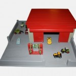 model garage