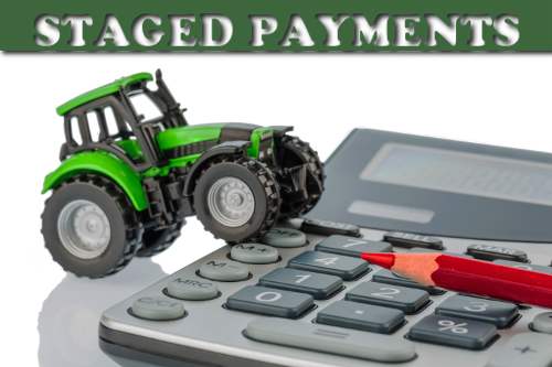 Staged Payments